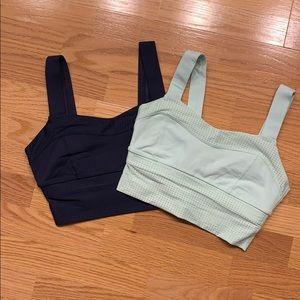 Lululemon bustier style bra size 6